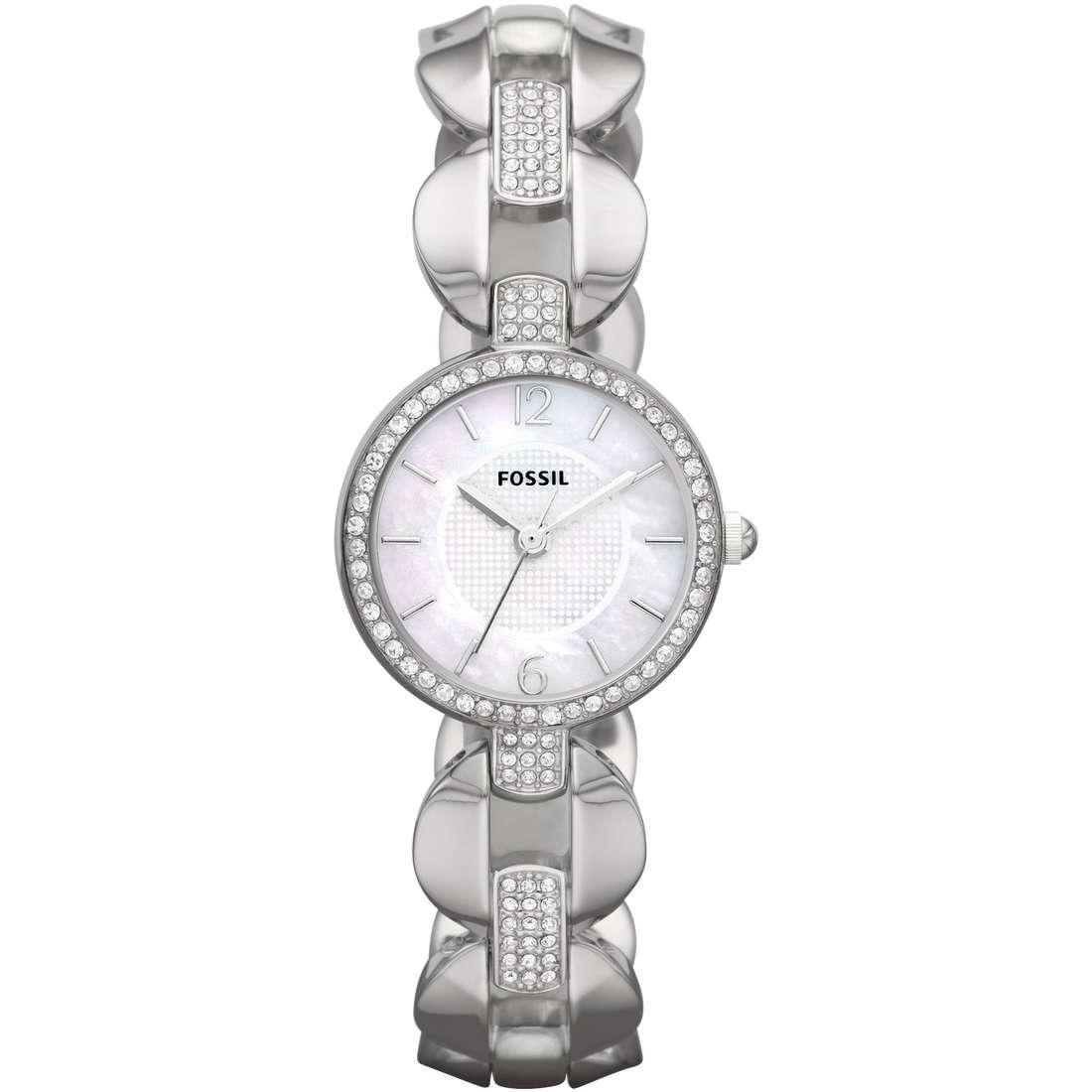 orologio solo tempo donna Fossil ES3013