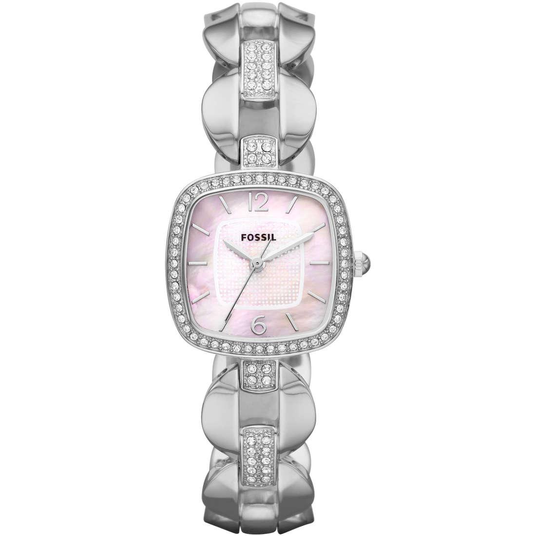 orologio solo tempo donna Fossil ES3016