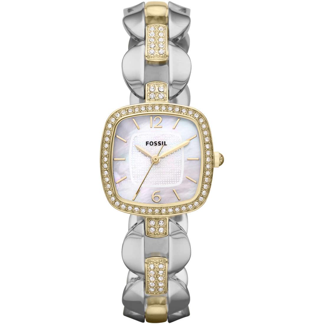 orologio solo tempo donna Fossil ES3017
