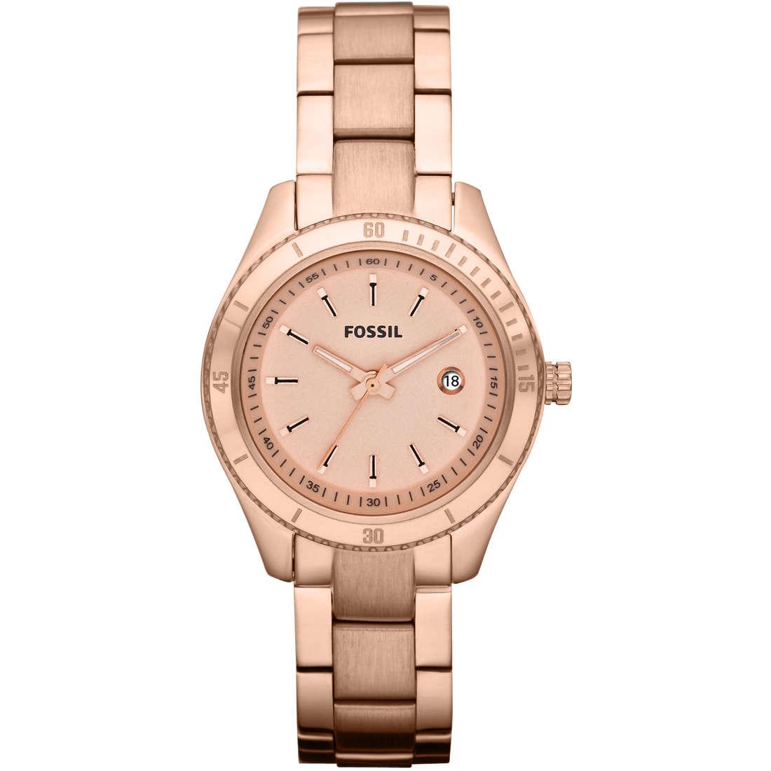 orologio solo tempo donna Fossil ES3019