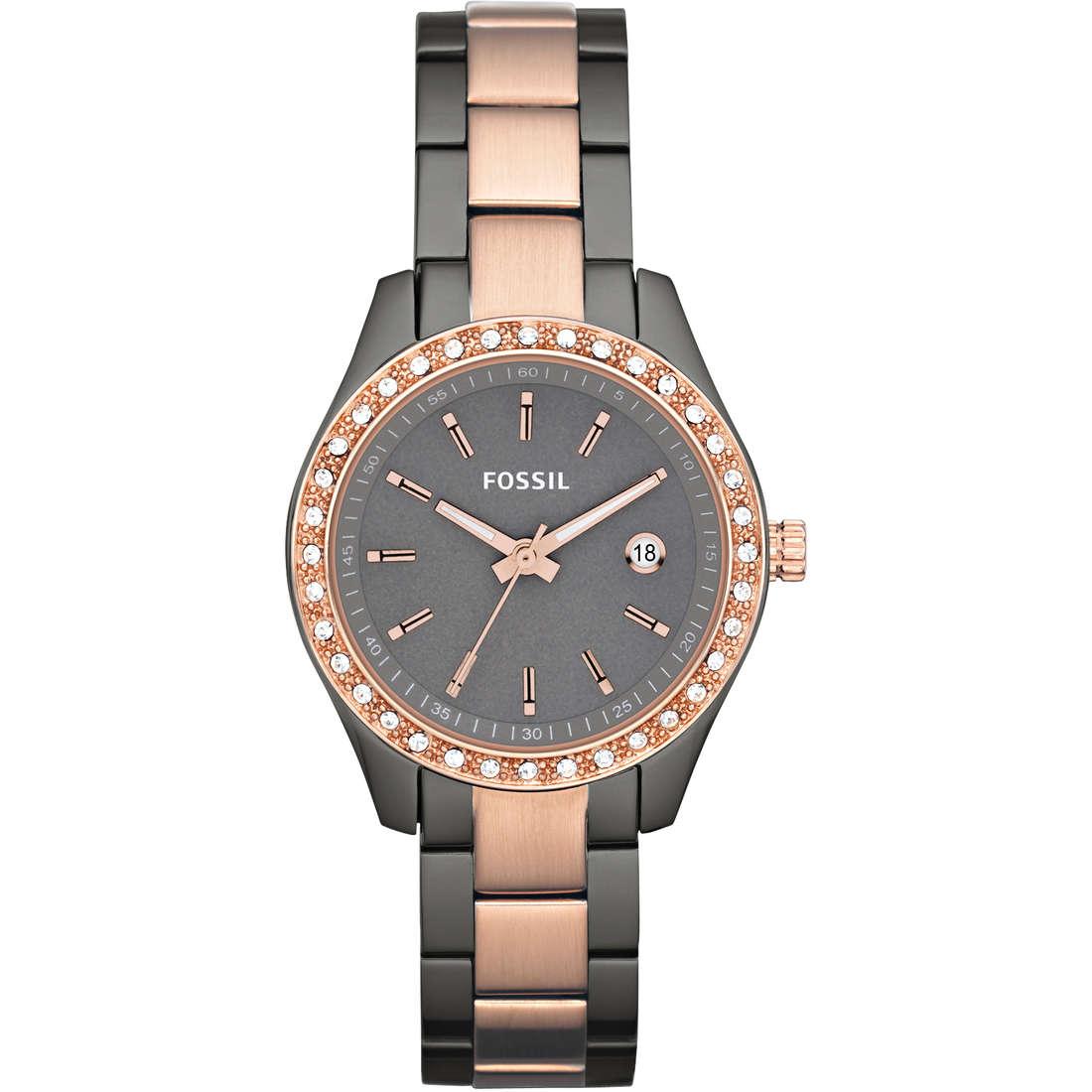 orologio solo tempo donna Fossil ES3032