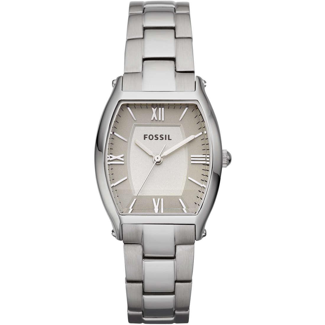 orologio solo tempo donna Fossil ES3057