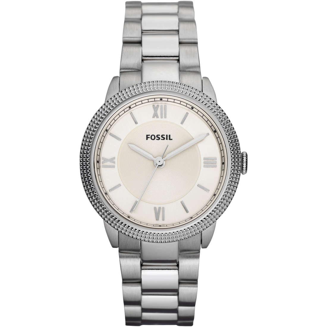 orologio solo tempo donna Fossil ES3069