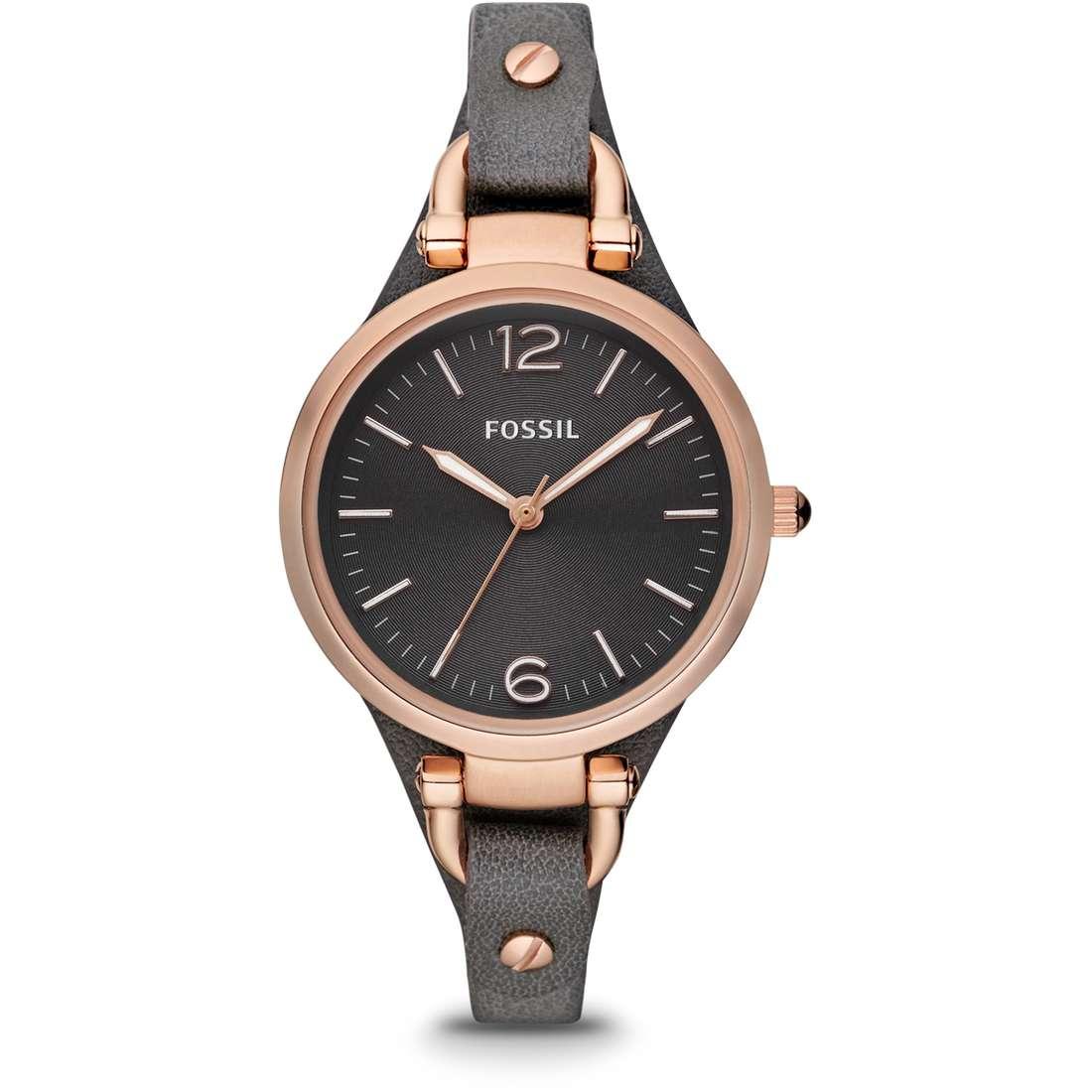 orologio solo tempo donna Fossil ES3077