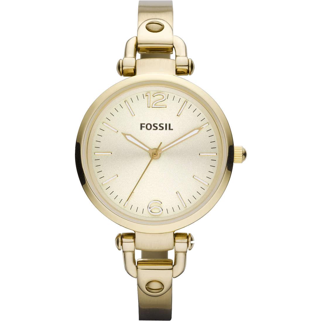orologio solo tempo donna Fossil ES3084