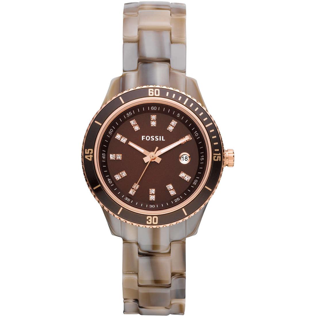 orologio solo tempo donna Fossil ES3094