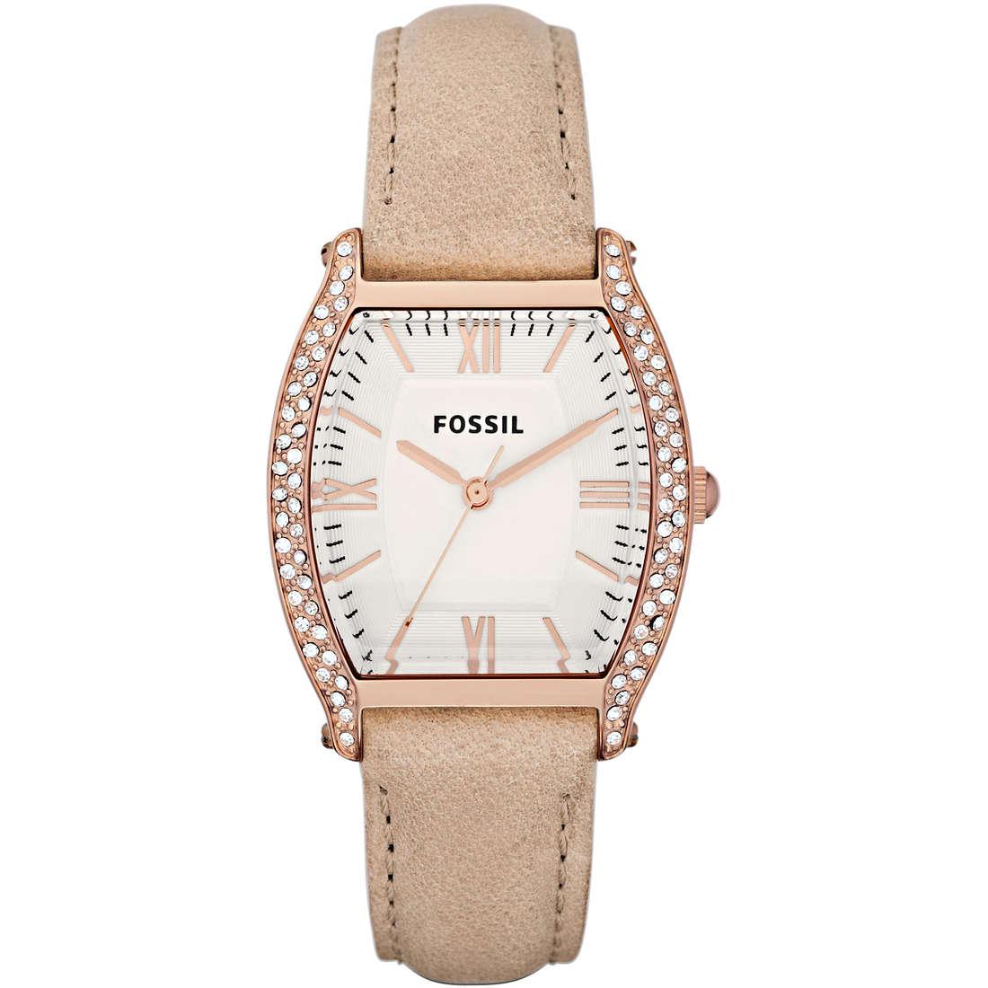 orologio solo tempo donna Fossil ES3108