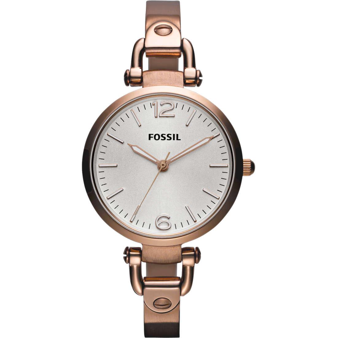 orologio solo tempo donna Fossil ES3110