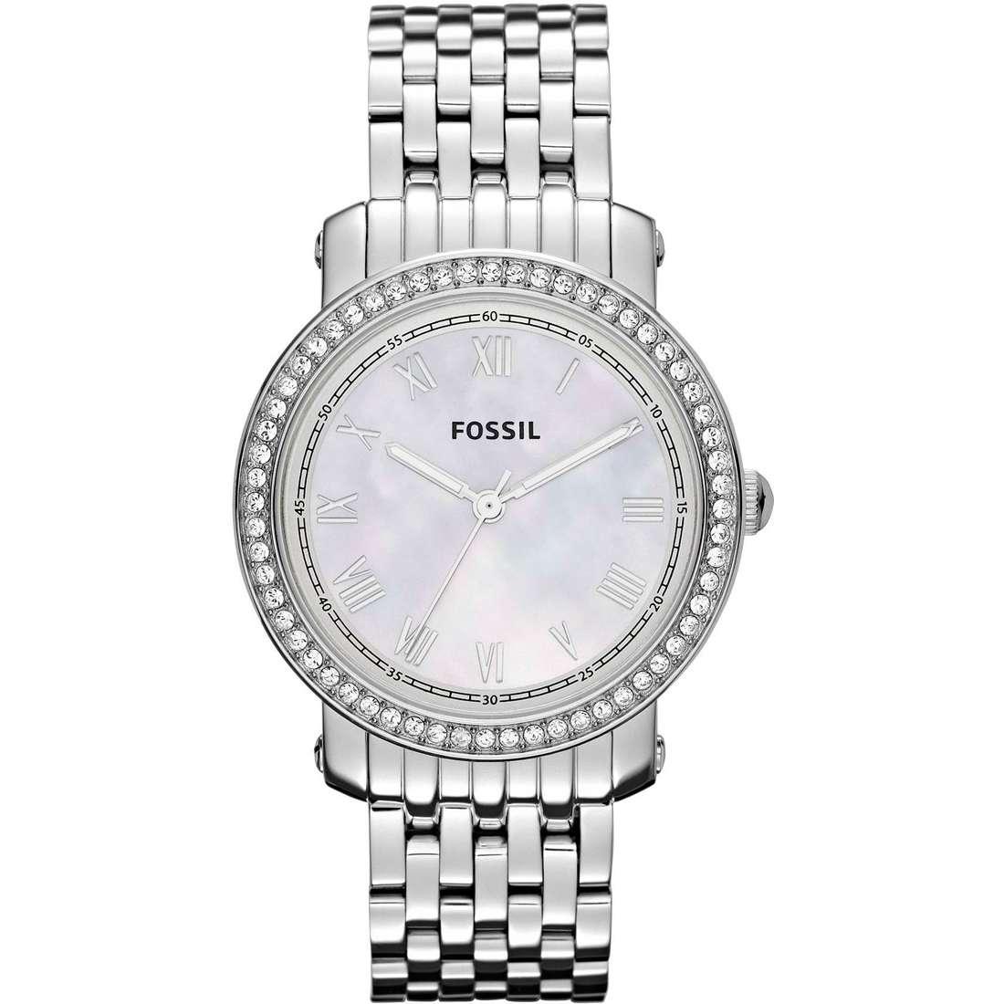 orologio solo tempo donna Fossil ES3112