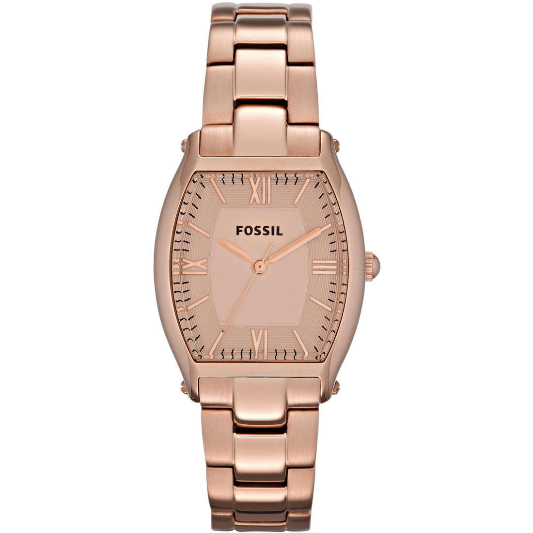 orologio solo tempo donna Fossil ES3120