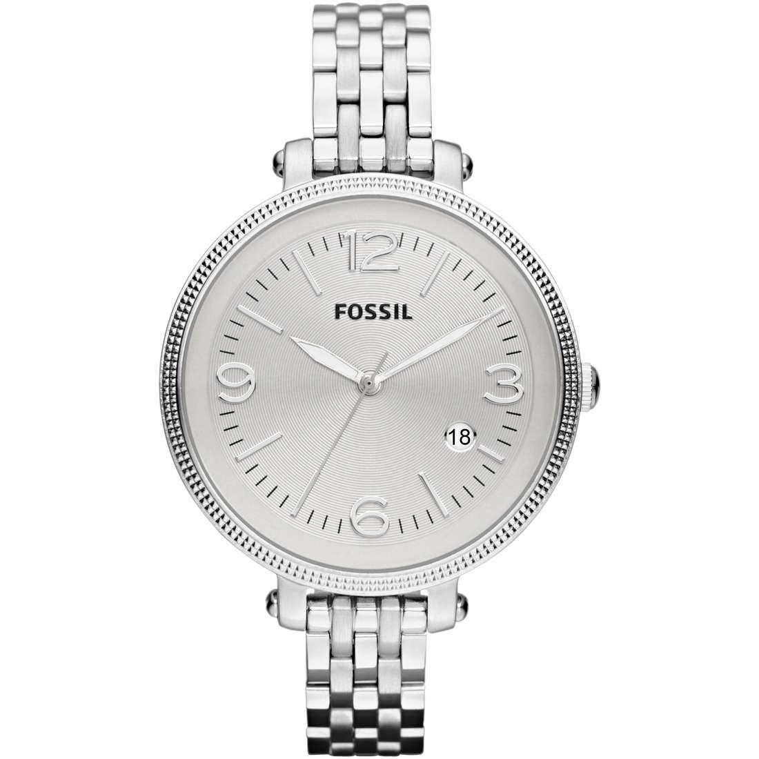 orologio solo tempo donna Fossil ES3129