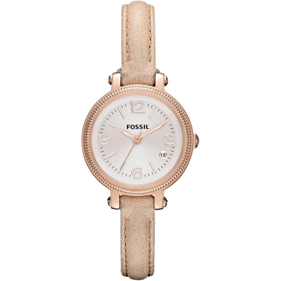 orologio solo tempo donna Fossil ES3139