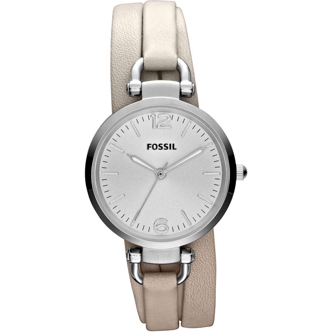orologio solo tempo donna Fossil ES3159