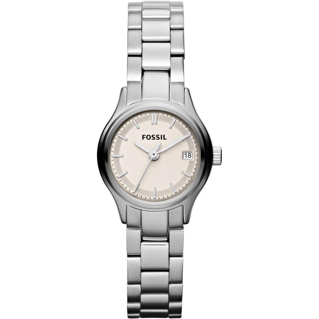 orologio solo tempo donna Fossil ES3165