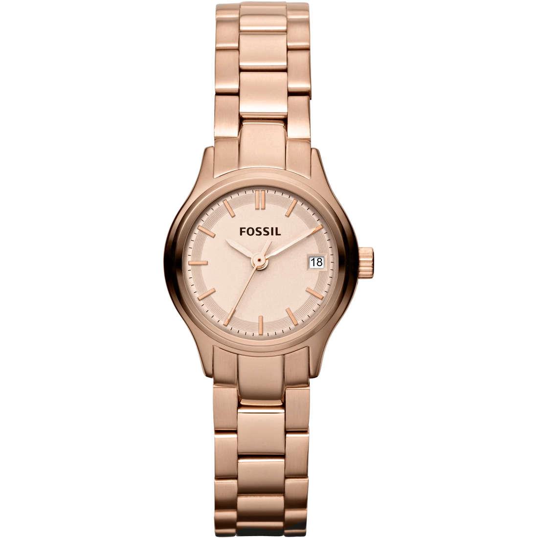 orologio solo tempo donna Fossil ES3167