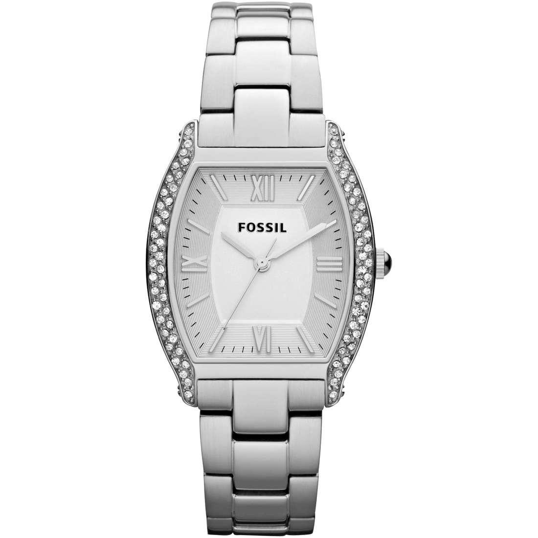 orologio solo tempo donna Fossil ES3174
