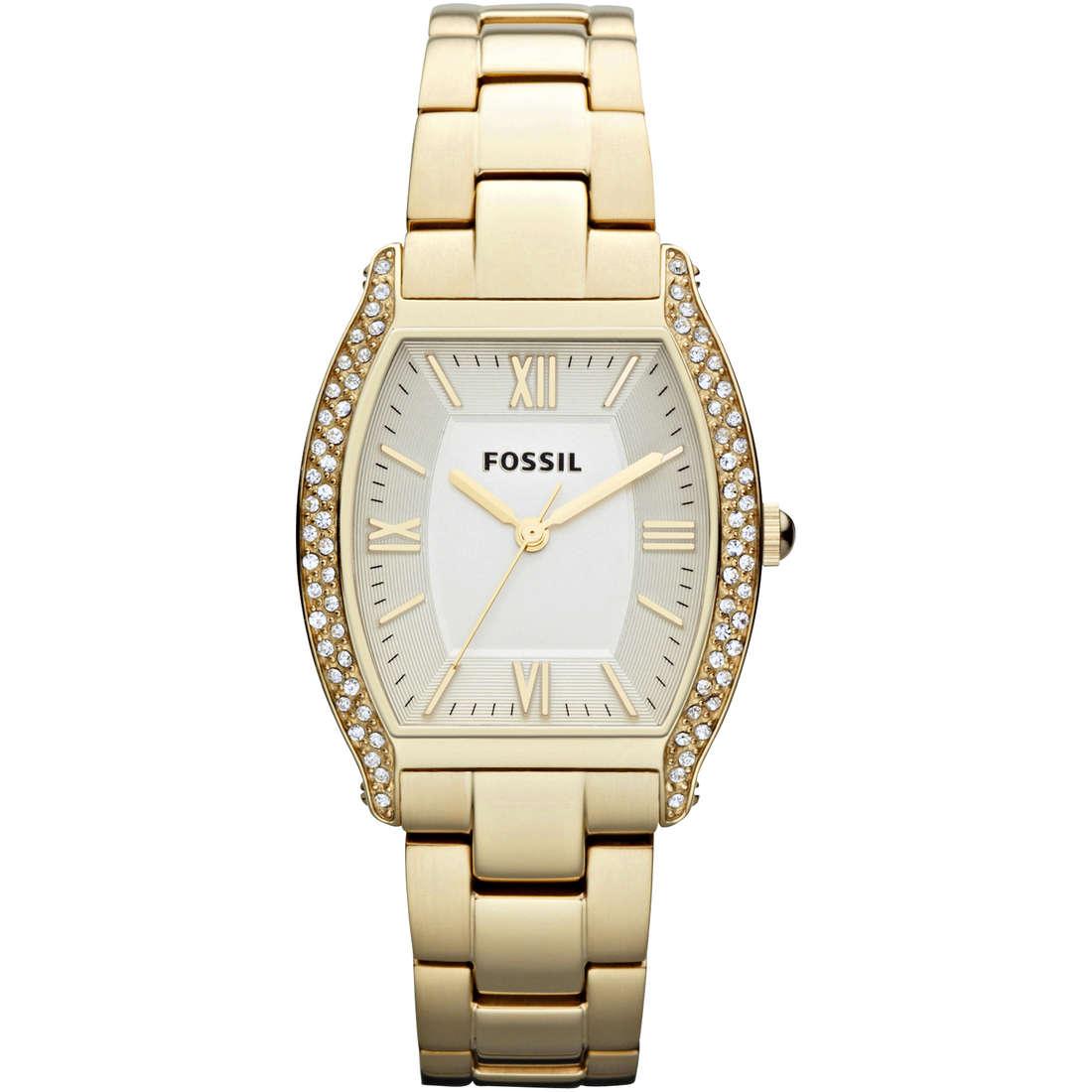 orologio solo tempo donna Fossil ES3176