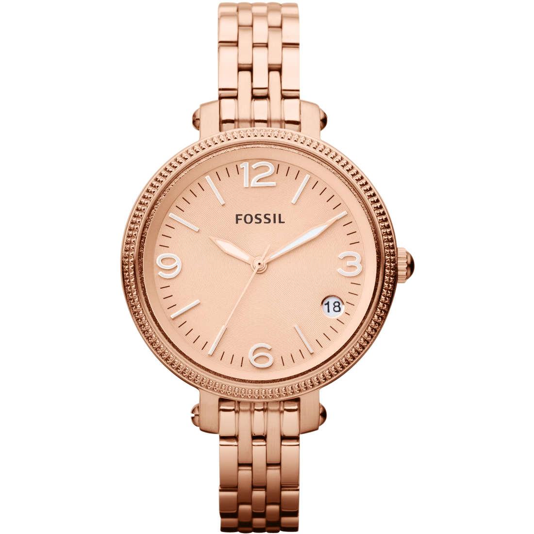 orologio solo tempo donna Fossil ES3182