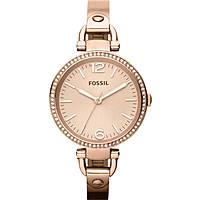 orologio solo tempo donna Fossil ES3226