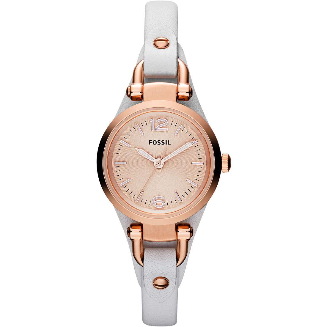 orologio solo tempo donna Fossil ES3265