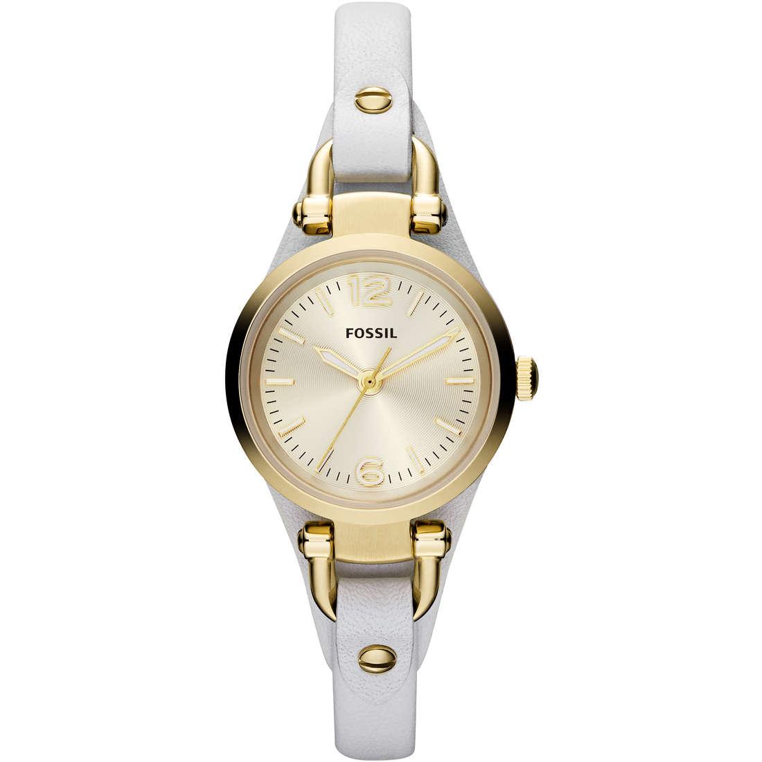 orologio solo tempo donna Fossil ES3266