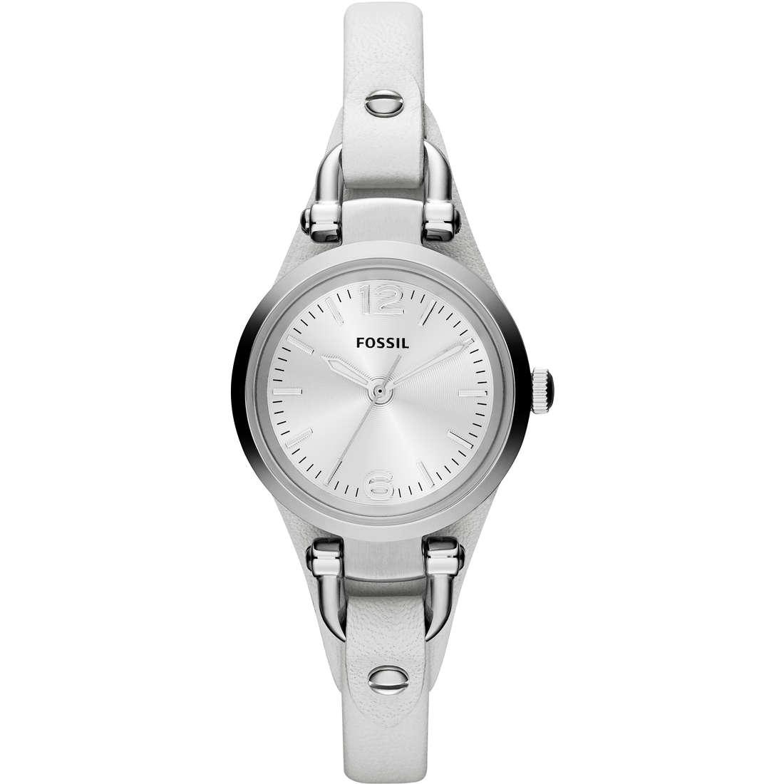 orologio solo tempo donna Fossil ES3267