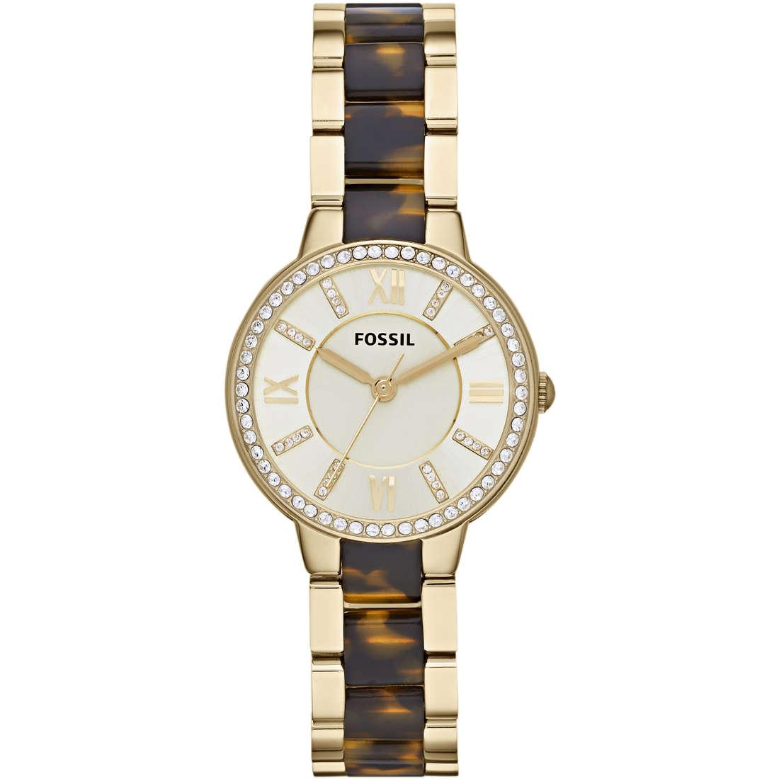orologio solo tempo donna Fossil ES3314