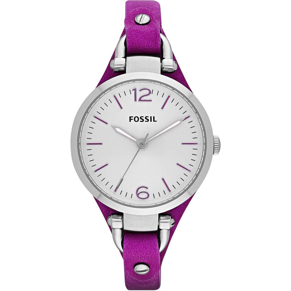 orologio solo tempo donna Fossil ES3317