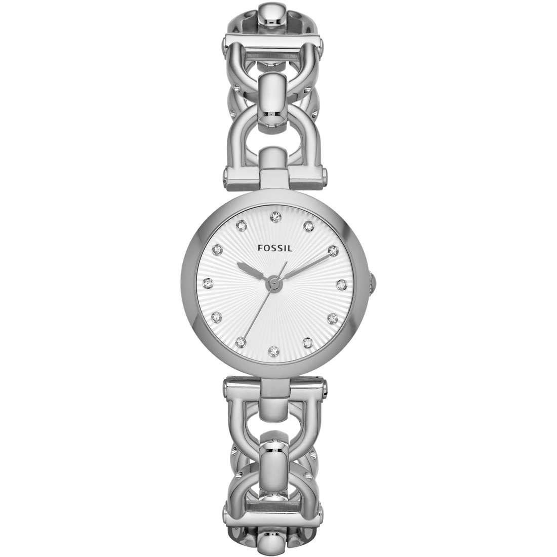 orologio solo tempo donna Fossil ES3348