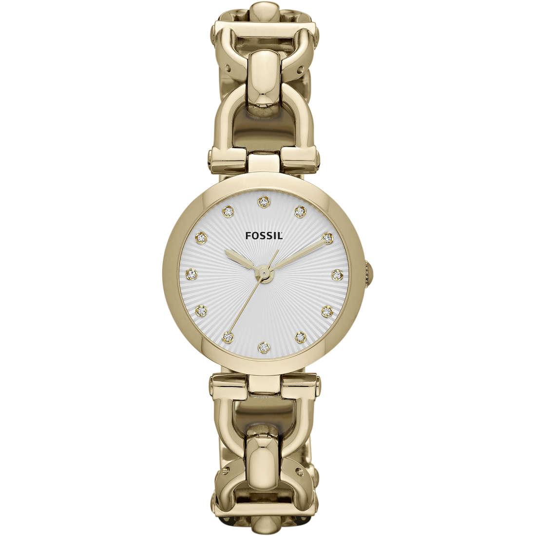 orologio solo tempo donna Fossil ES3349