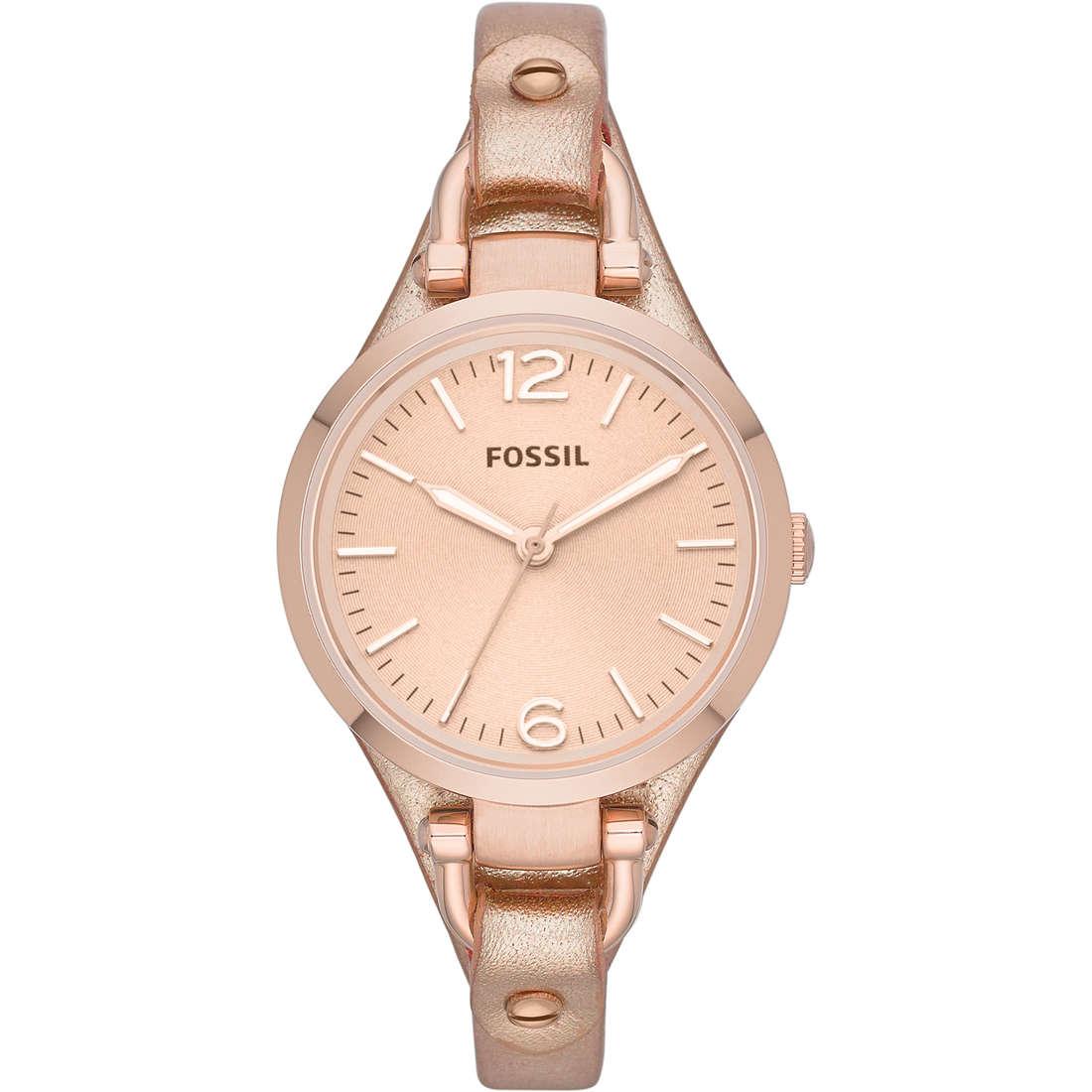 orologio solo tempo donna Fossil ES3413