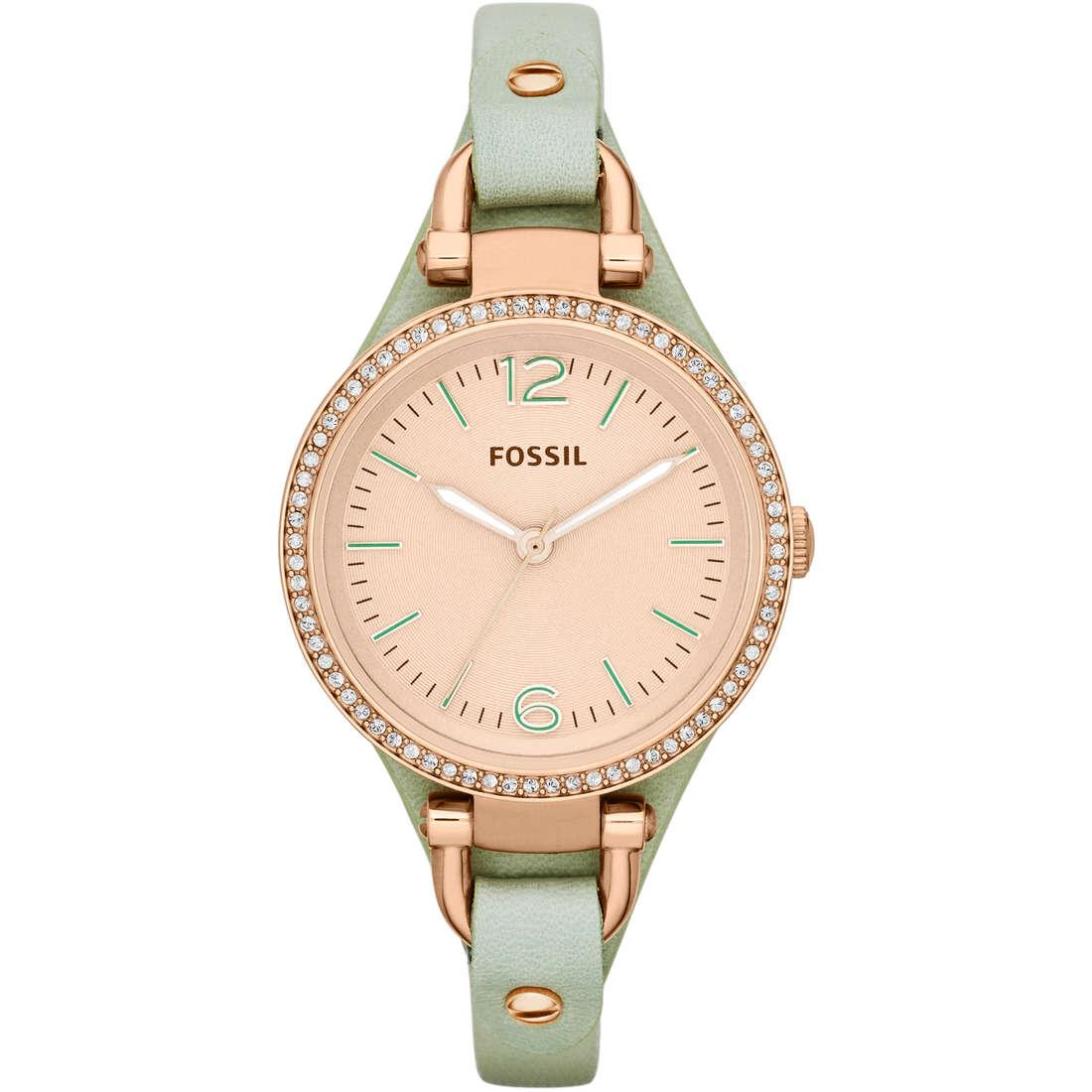 orologio solo tempo donna Fossil ES3467