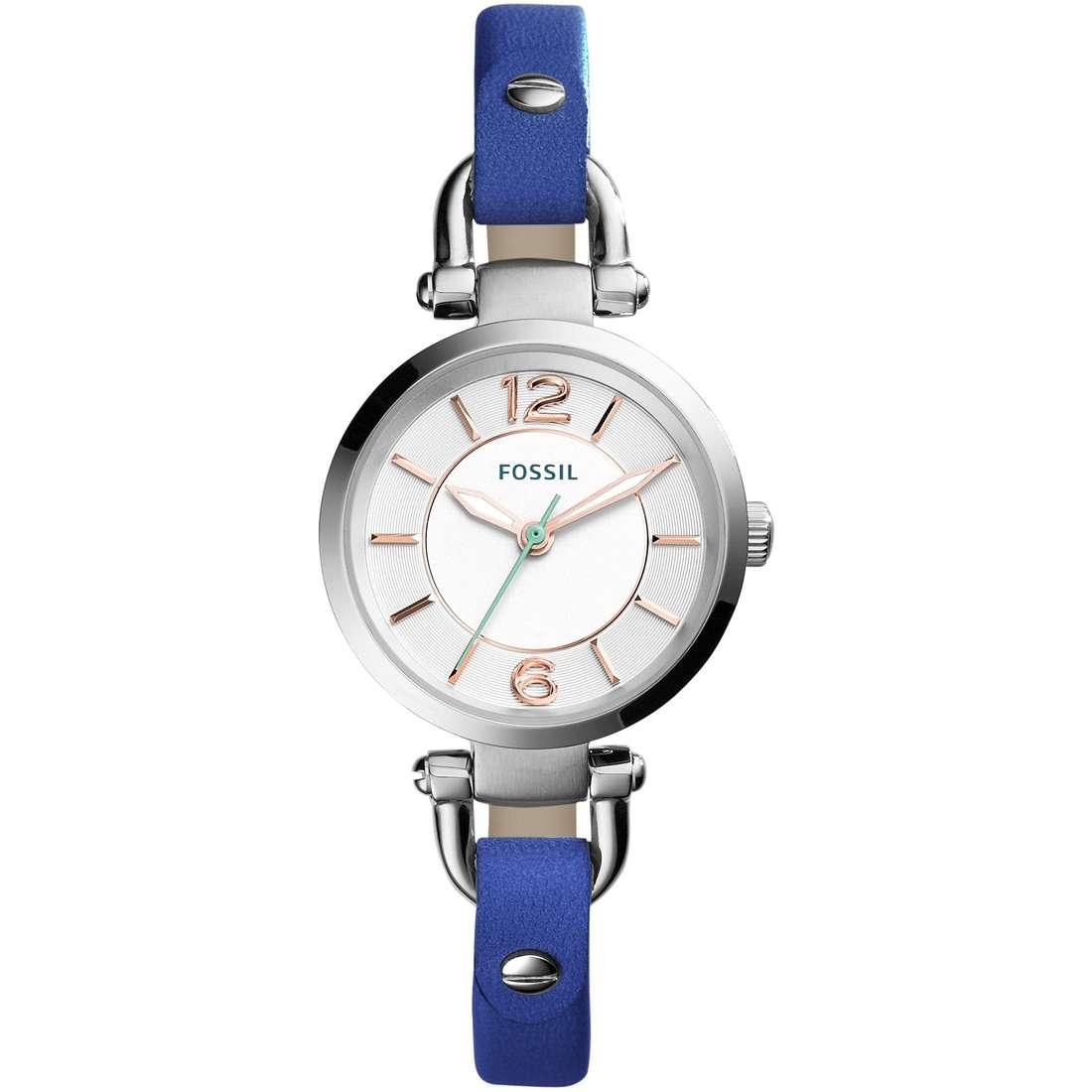 orologio solo tempo donna Fossil Georgia Mini ES4001
