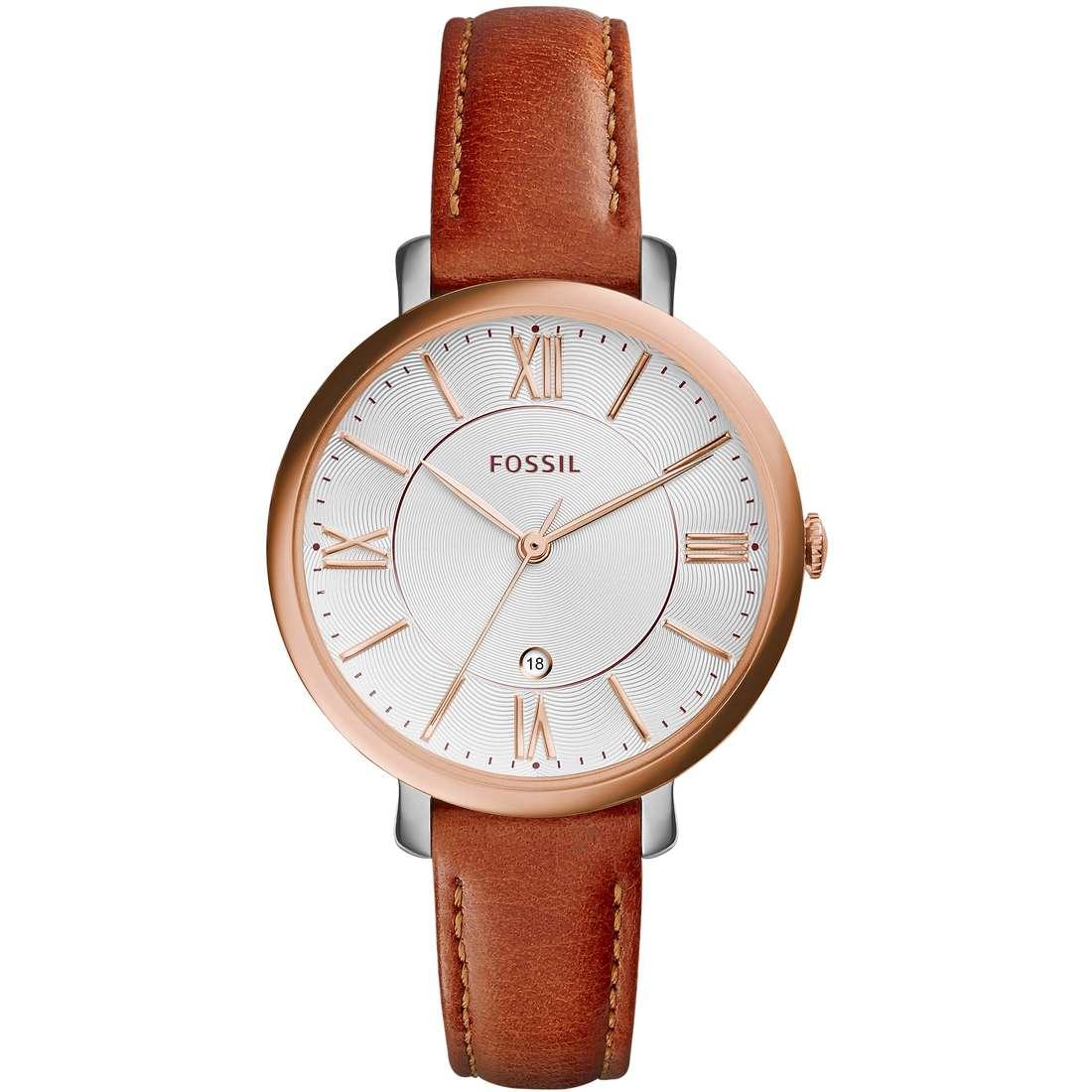 orologio solo tempo donna Fossil Jacqueline ES3842