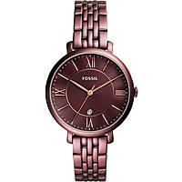 orologio solo tempo donna Fossil Jacqueline ES4100
