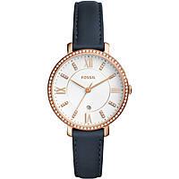 orologio solo tempo donna Fossil Jacqueline ES4291