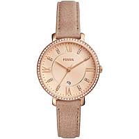 orologio solo tempo donna Fossil Jacqueline ES4292