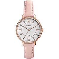 orologio solo tempo donna Fossil Jacqueline ES4303