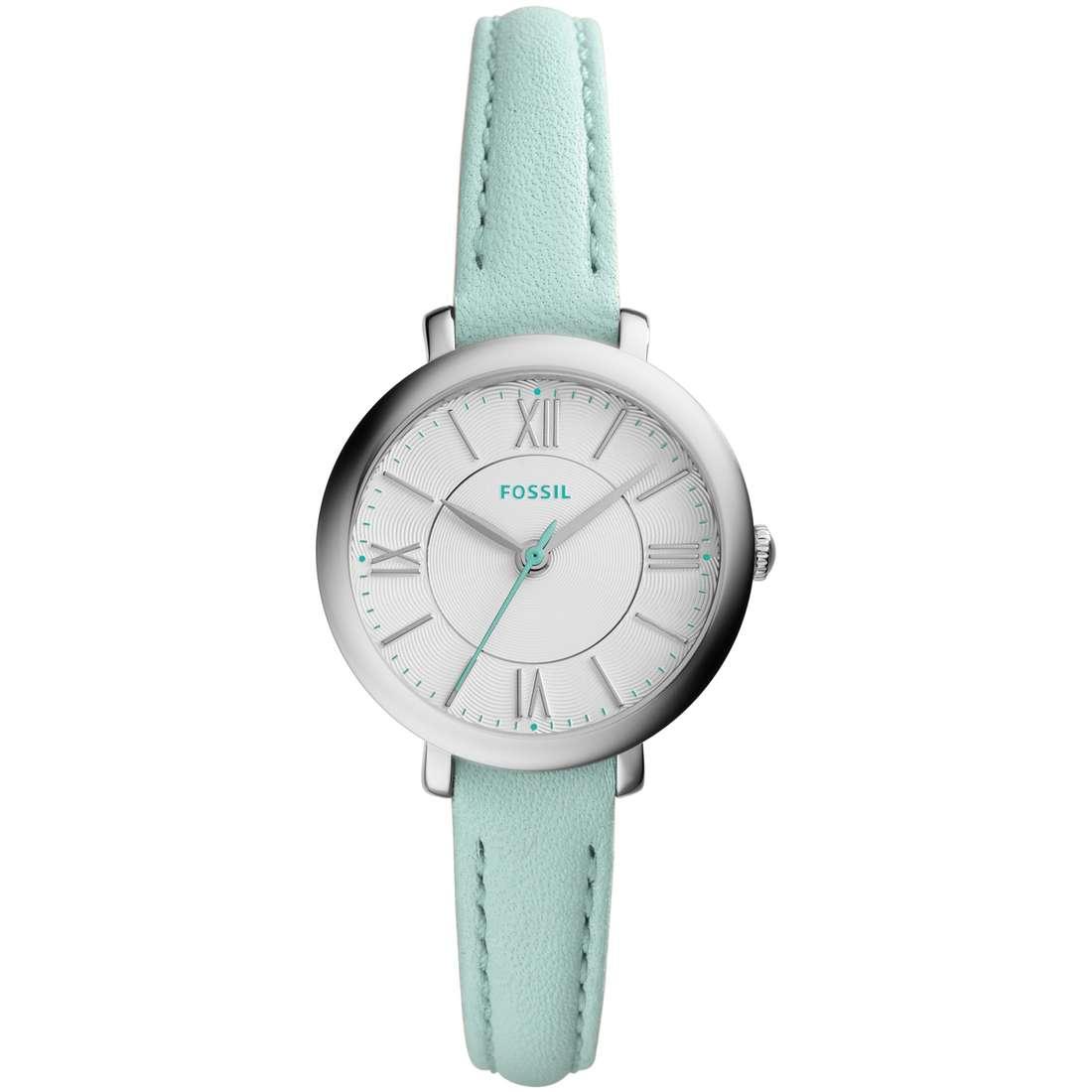 orologio solo tempo donna Fossil Jacqueline Small ES3936