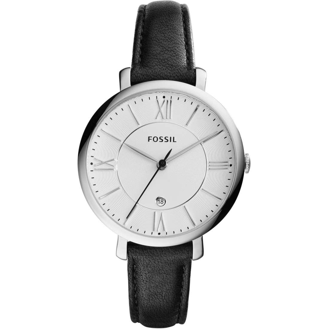orologio solo tempo donna Fossil Jacqueline Small ES3972