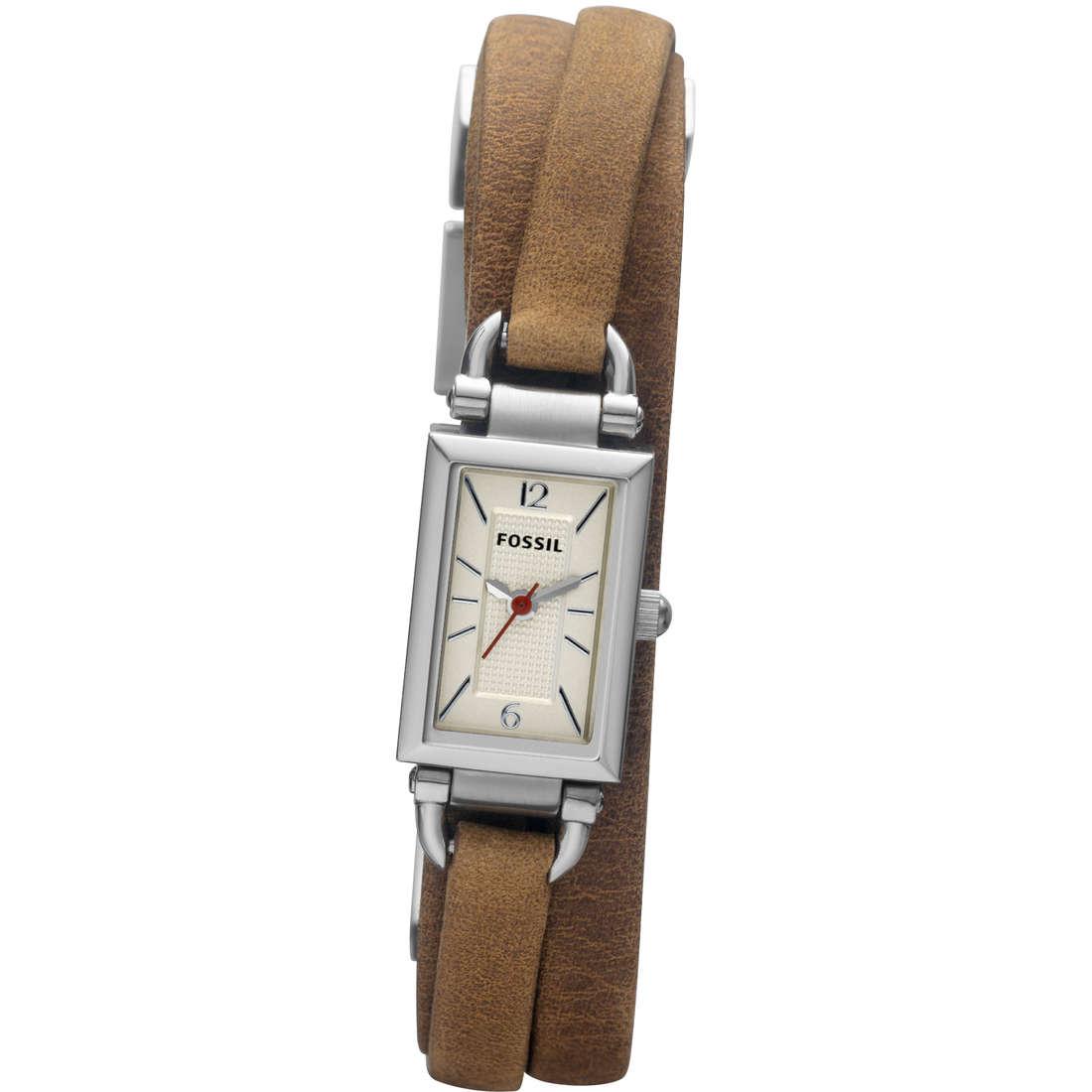 orologio solo tempo donna Fossil JR1324