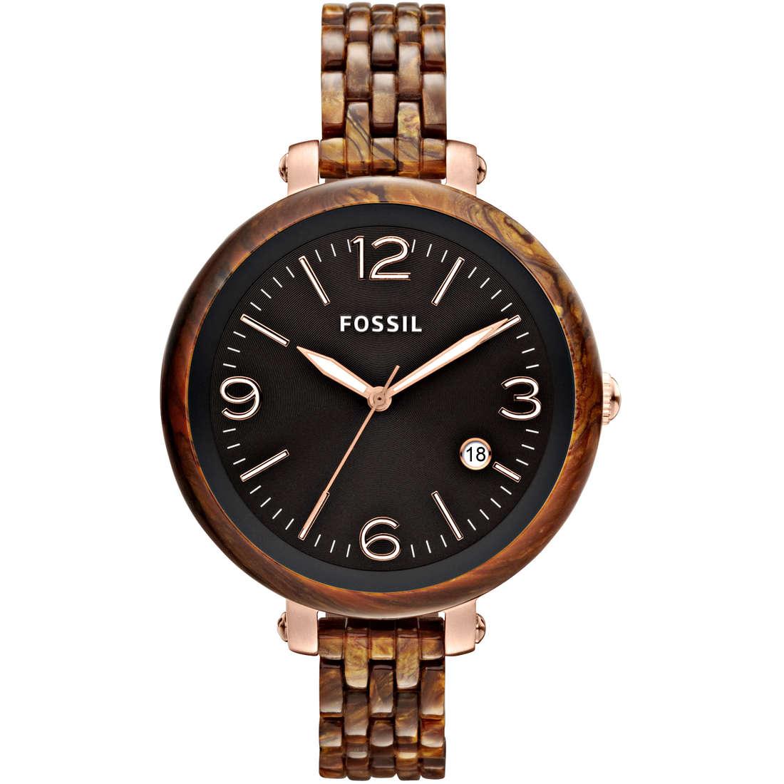 orologio solo tempo donna Fossil JR1408