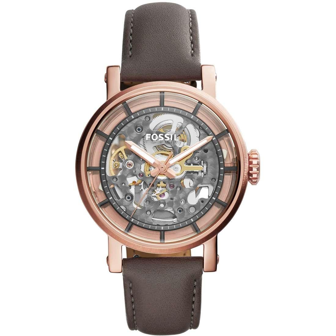 orologio solo tempo donna Fossil Obf ME3089