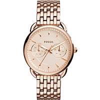 orologio solo tempo donna Fossil Tailor ES3713