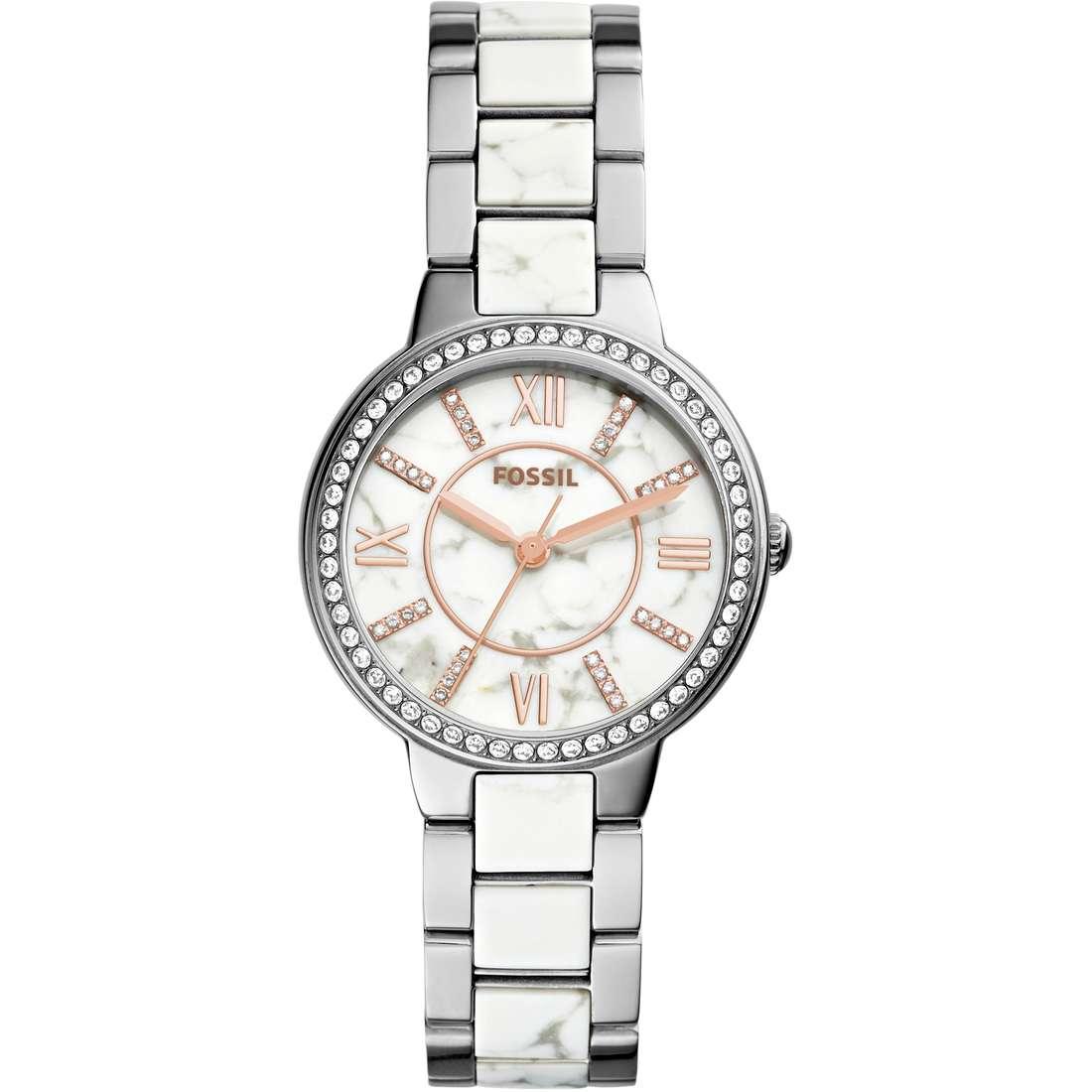 orologio solo tempo donna Fossil Virginia ES3962