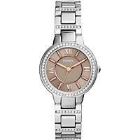 orologio solo tempo donna Fossil Virginia ES4147
