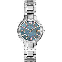 orologio solo tempo donna Fossil Virginia ES4327