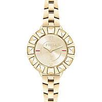 orologio solo tempo donna Furla Club R4253109501