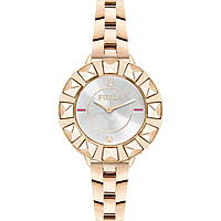 orologio solo tempo donna Furla Club R4253109502
