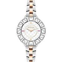 orologio solo tempo donna Furla Club R4253109505